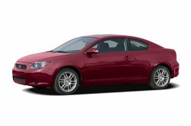 2007 Scion tC Specs, Safety Rating & MPG - CarsDirect