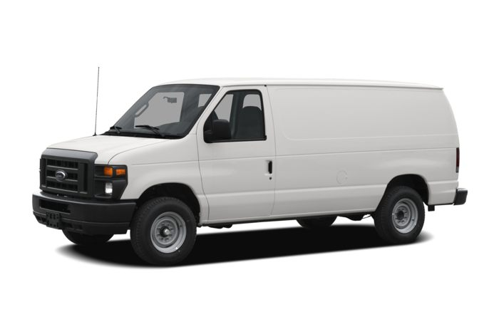 2008 Ford E 150 Commercial Cargo Van