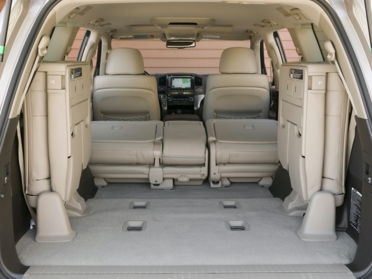 2008 Toyota Land Cruiser Pictures Photos Carsdirect