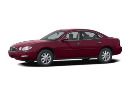 3/4 Front Glamour 2009 Buick LaCrosse