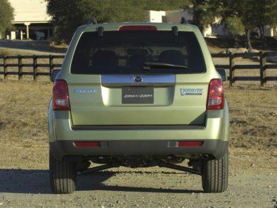 Oem Exterior 2009 Mazda Tribute Hybrid