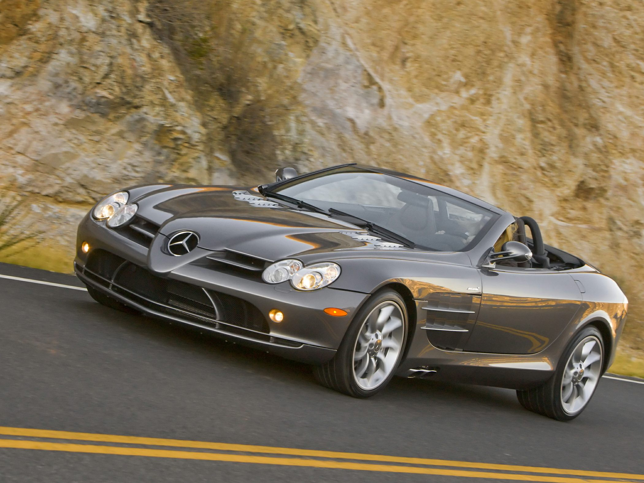2009 Mercedes Benz Slr Mclaren Deals Prices Incentives Leases