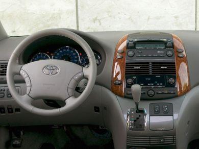 OEM Interior 2009 Toyota Sienna