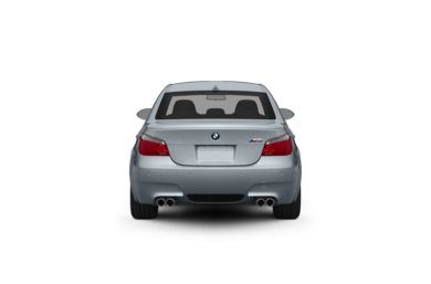 Surround Rear Profile 2010 BMW M5
