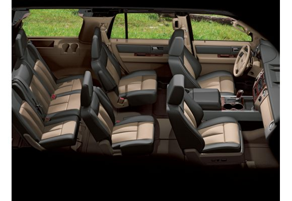 2015 Ford Expedition EL Seats