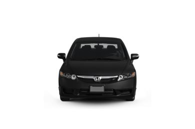 Surround Front Profile  2010 Honda Civic Hybrid