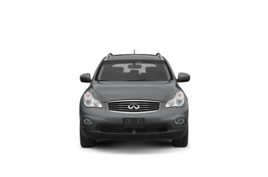 Surround Front Profile  2010 INFINITI EX35