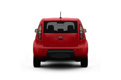 Surround Rear Profile 2010 Kia Soul