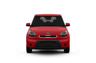 Surround Front Profile  2010 Kia Soul