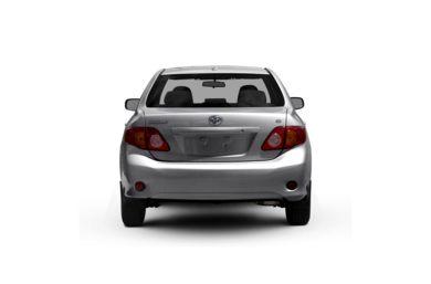 2010 toyota corolla wheelbase