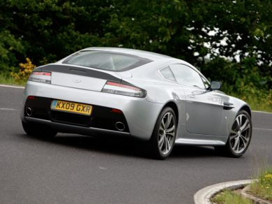 2012 Aston Martin V12 Vantage Styles Features Highlights