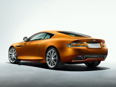 Mercedes Benz Silver Lightning Price >> See 2011 Aston Martin Virage Color Options - CarsDirect