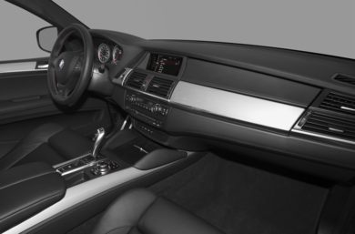M Interior Profile 2011 BMW X6