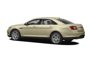 2011 ford taurus specs safety rating mpg carsdirect. Black Bedroom Furniture Sets. Home Design Ideas