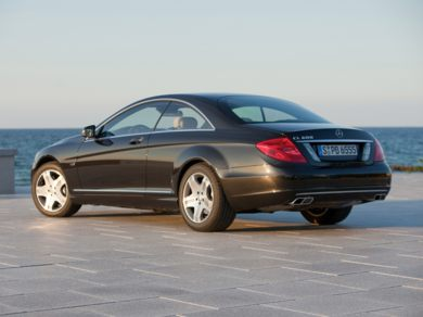 2014 mercedes benz cl600 deals prices incentives. Black Bedroom Furniture Sets. Home Design Ideas
