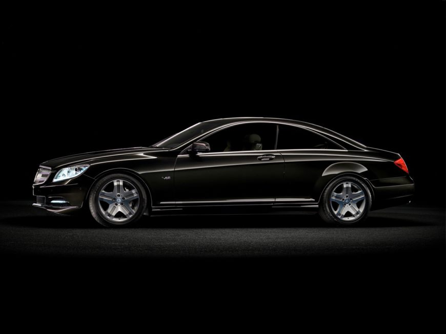 2014 mercedes-benz cl600