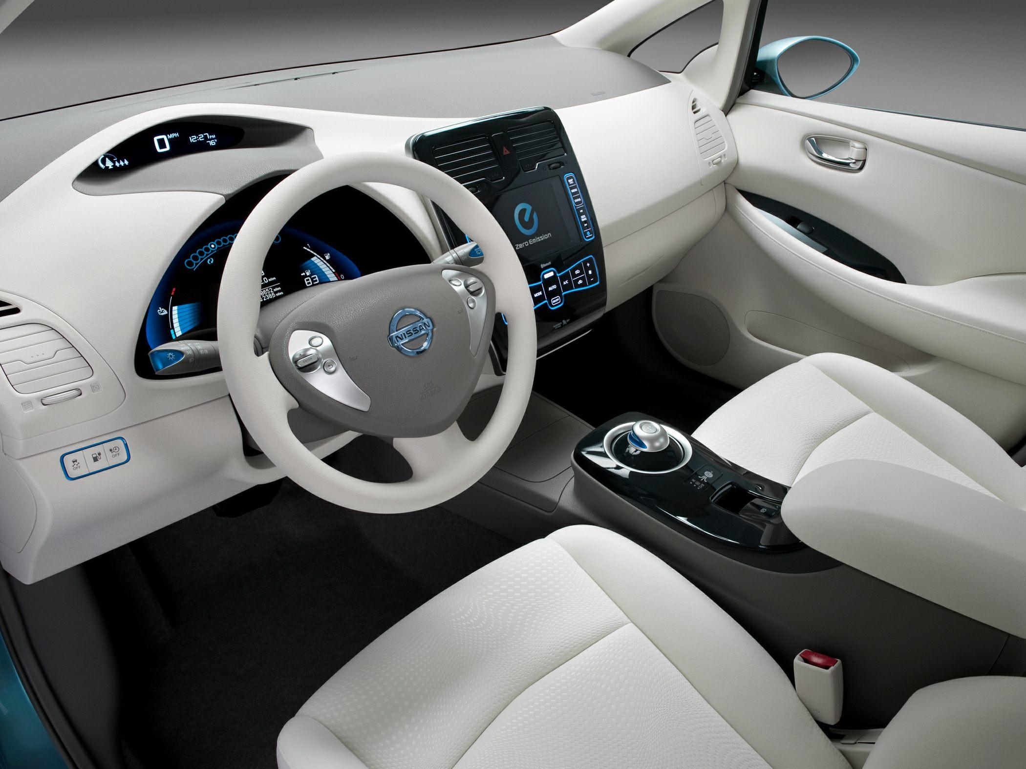 Nissan Leaf Lease >> 2017 Nissan Leaf Deals Prices Incentives Leases Overview