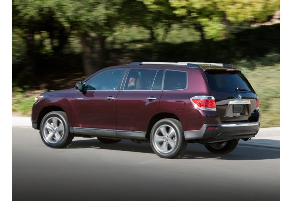 2013 Toyota Highlander Pictures Photos Carsdirect