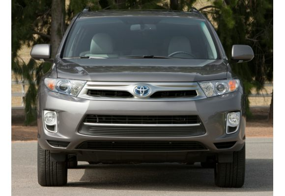 2013 Toyota Highlander Hybrid Pictures Photos Carsdirect