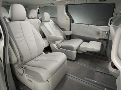 See 2013 Toyota Sienna Color Options  CarsDirect