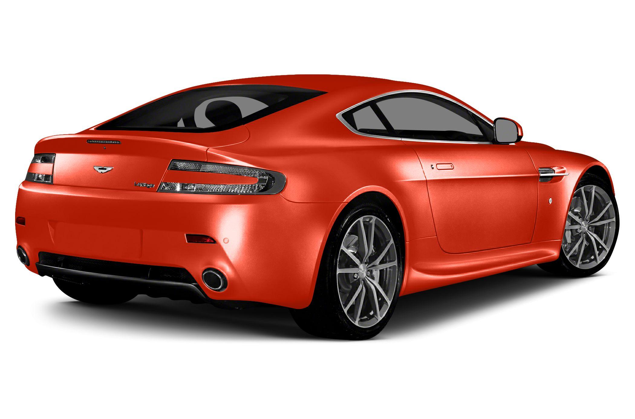See 2015 Aston Martin V8 Vantage Color Options Carsdirect