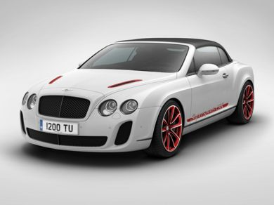 OEM Exterior Primary  2013 Bentley Continental Supersports