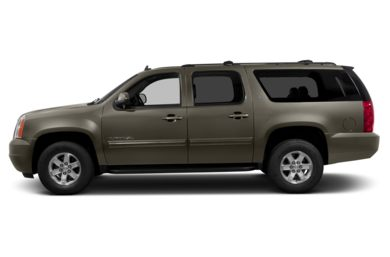 90 Degree Profile 2012 GMC Yukon XL 1500