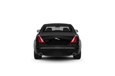 Surround Rear Profile 2012 Jaguar XJ