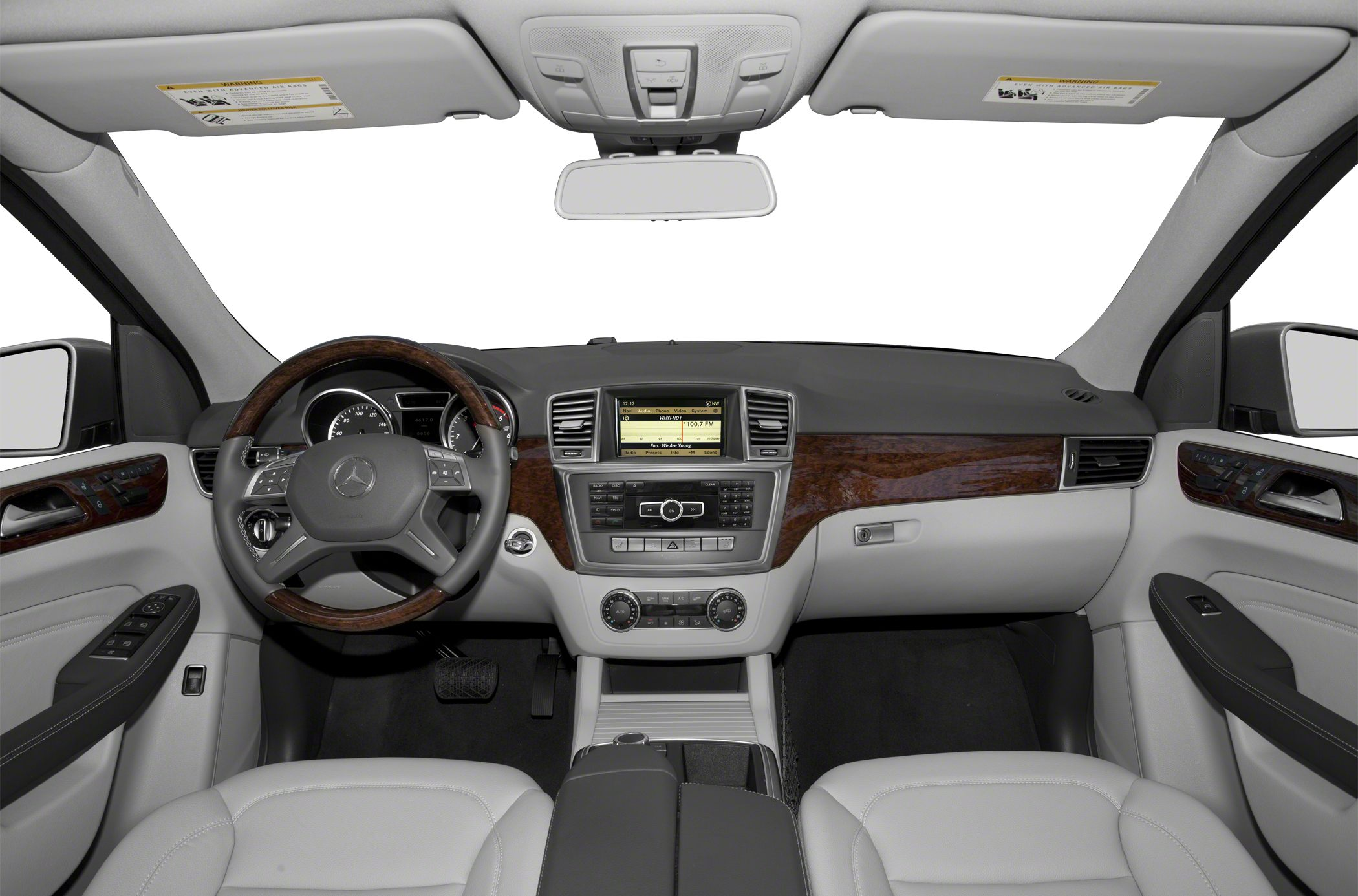 2014 Mercedes-Benz ML350 BlueTEC Pictures & Photos - CarsDirect