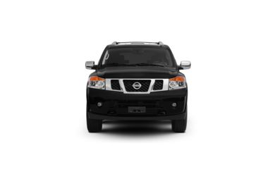 Surround Front Profile  2012 Nissan Armada