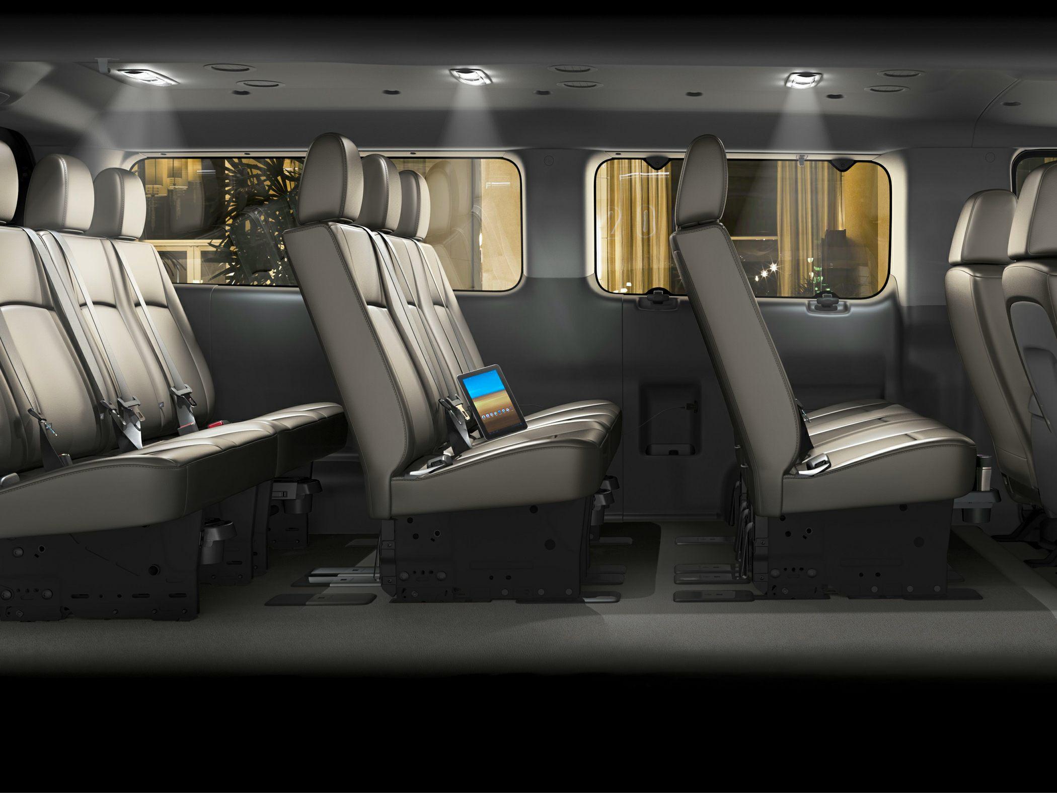 2017 Nissan Nv Passenger Nv3500 Hd Deals Prices