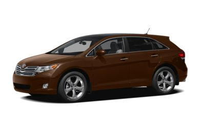 3/4 Front Glamour 2012 Toyota Venza