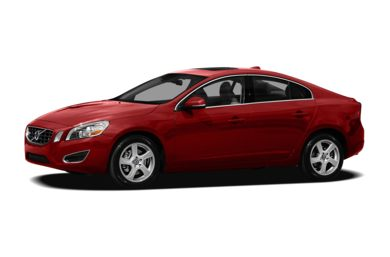 3/4 Front Glamour 2012 Volvo S60