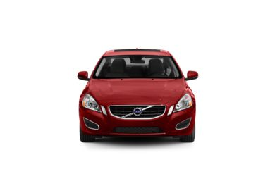 Surround Front Profile  2012 Volvo S60