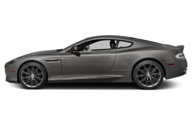 90 Degree Profile 2013 Aston Martin DB9