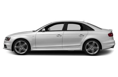 90 Degree Profile 2014 Audi S4