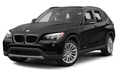 3/4 Front Glamour 2013 BMW X1