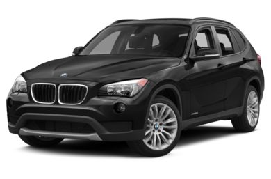 3 4 Front Glamour 2014 BMW X1