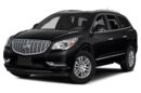 3/4 Front Glamour 2017 Buick Enclave