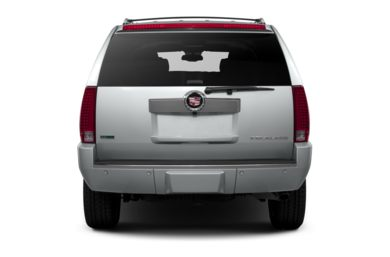 Rear Profile  2013 Cadillac Escalade