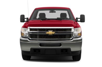 2013 Chevrolet Silverado 2500HD Specs, Safety Rating & MPG - CarsDirect