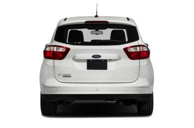 Rear Profile 2017 Ford C Max Energi