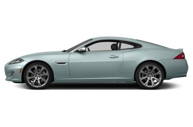 90 Degree Profile 2013 Jaguar XK