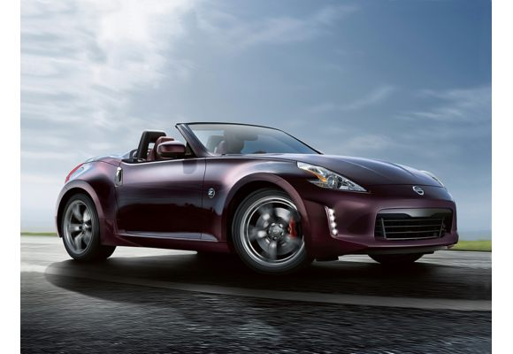 2014 Nissan 370z Styles Features Highlights