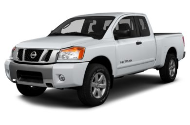 2013 nissan titan styles & features highlights