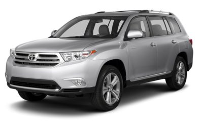 See 2013 Toyota Highlander Color Options Carsdirect