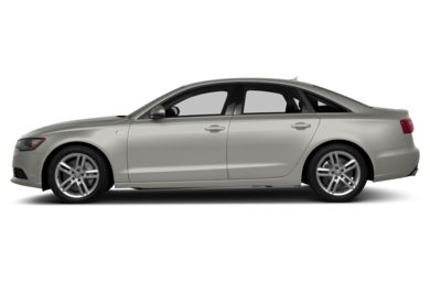90 Degree Profile 2014 Audi A6