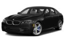 3/4 Front Glamour 2016 BMW M5