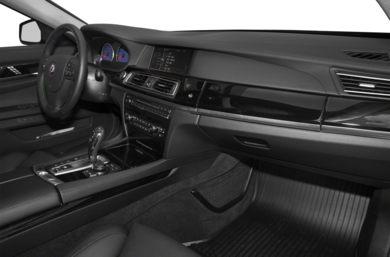 Interior Profile 2014 BMW ALPINA B7