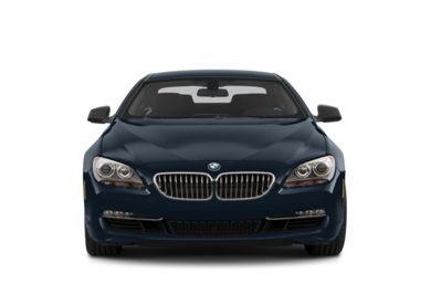 Grille  2014 BMW 640